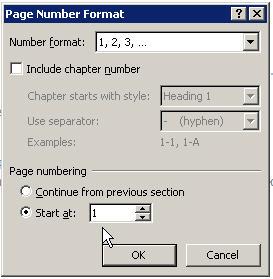 Cara Membuat Halaman Berbeda Dalam Satu File Di Ms Word 2007 2010